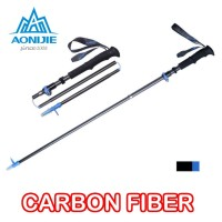 AONIJIE Foldable Trekking Pole Carbon Fiber E4087 1PC Trek 4087 Track