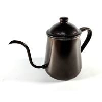 TAKAHIRO X DTCUSTOMS Pour Over Kettle SHIZUKU 900ml Vintage Bronze