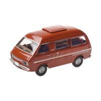 Mainan Anak Tomica LV-97a Daihatsu Delta Wide Wagon Dark Ornge - MA003
