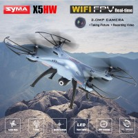 SYMA X5HW Wifi FPV 2.0MP HD Camera RC Quadcopter vs Visuo XS809HW