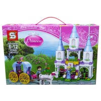 Lego Princess Cinderela SY 845