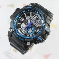 Jam tangan digital pria murah terbaru keren gshock qnq ripcurl
