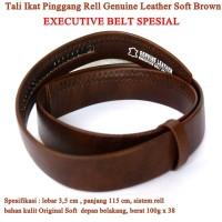 Tali Ikat pinggang Rell Executive Leather coffee