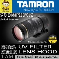 Lensa Tamron SP 70-200mm f/2.8 Di VC USD NIKON/CANON XTT104639