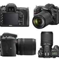 Kamera DSLR NIKON D7200 Kit 18-140mm VR XTT104754