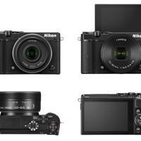 Harga kamera mirrorless nikon 1 j5 silver kit 10 30mm | Pembandingharga.com