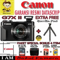 Kamera Mirrorless CANON POWERSHOT G7X MARK II XTT104719