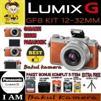 Kamera Mirrorless PANASONIC LUMIX DMC GF8 XTT104657