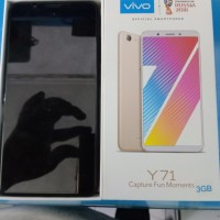 HP VIVO Y71 RAM 3GB ROM 32GB SECOND/BEKAS