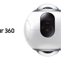 Kamera Digital SAMSUNG GEAR 360 XTT104708 High Quality