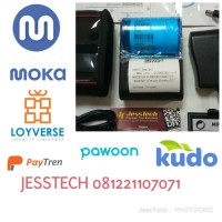 PRINTER MOKAPOS BLUETOOTH ANDROID MOKA PRINTER PORTABLE 58MM