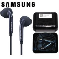 headset hansfree earphone samsung S7 black original