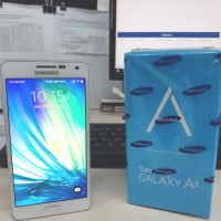 Samsung Galaxy A5 2015 Pearl White Second