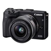 Kamera Mirrorless CANON EOS M3 Terbaik XTT104654 High Quality