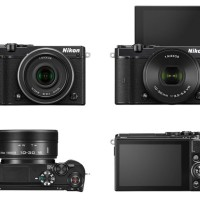Kamera Mirrorless NIKON 1 J5/NIKON 1 XTT104655 High Quality