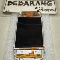 frame LCD tulangan tengah sliding asli bekas bawaan hp Nokia C2-03