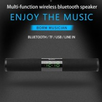 Speaker Hi-Fi Soun OneDer V01 Wireless Bluetooth