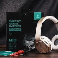 HANDSFREE / HEADPHONE SPEAKER / EARPHONE / HEADSET BLUETOOTH SODO MH3