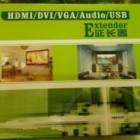 VGA Extender 100m + audio