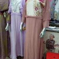 Realpic Gamis Muslimah Dress OMG T082918 V1