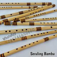 Harga seruling bambu suling dangdut satuan | antitipu.com