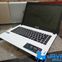 Laptop Asus X452CP Core i3 vga Radeon 8500m Gaming Bekas