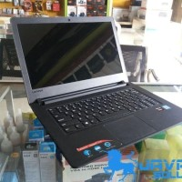 Laptop Lenovo Core i3 610OU Ram4gb HDD1TB double vga Gaming Bekas