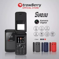 STRAWBERRY SHOJU HP FLIP MODEL UNIK