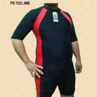 Baju renang diving pria / wanita setelan unisex Big size