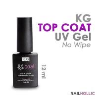 KG 12 ml top coat uv gel polish / kutek gel