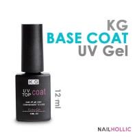 KG 12 ml base coat uv gel polish / kutek gel