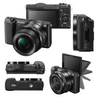 Kamera Mirrorless SONY A5100 KIT 16-50MM Terbaik XTT104603