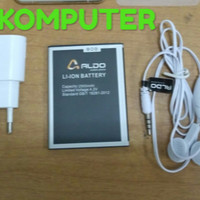 Baterai Battre Battery Hp Aldo AS6 Original 2500mah