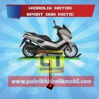HIDROLIK CUCI MOTOR MURAH BERKUALITAS,harga langsung pabrik