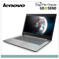 Lenovo Ideapad 320-14ISK-86ID - i3-6006U- 4GB- 1TB- DVD- 14