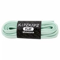 KipzKapz FS38 Green Mint 90cm 115cm 140cm Tali Sepatu Pipih / Flat