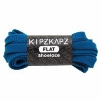 KipzKapz FS39 Prussian Blue 115cm 140cm Tali Sepatu Pipih / Flat