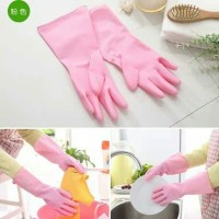 Sarung Tangan Karet Latex Tebal Cuci Piring Dapur Baju