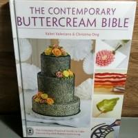 Harga buku import the contemporary buttercream   Pembandingharga.com