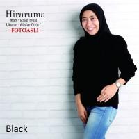 HIRARUMA BLACK | GROSIR RAJUT TERMURAH | GROSIR RAJUT BANDUNG