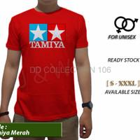 NEW Kaos Baju Tamiya Gamer Distro Merah Exclusive jeryhansen