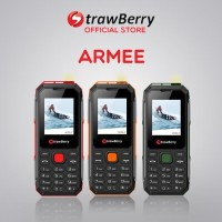 [FS] Strawberry Armee | Handphone Candybar HP Murah Kamera Speaker