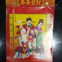 Kalender lunar Cina 2019 (harian)