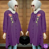 6168 tunic rose Limited