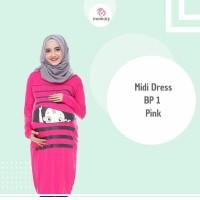 Baju Hamil Unik Lucu BP1 pink Fanta ori Momoty