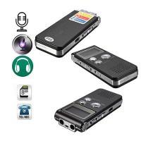 Digital Audio Voice Recorder Usb Portable MP3 Player 8GB