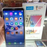 HP VIVO Y71 RAM 2GB ROM 16GB GRS - BLCK & GOLD