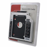 harddisk caddy 9 5mm slim SSD sata for laptop notebook HDD caddy 9 5