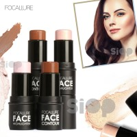 FOCALLURE Highlighter - Concealer - Contour Face Stick WATERPROOF