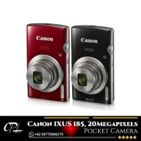 Canon IXUS 185 - Garansi Resmi Canon Datascrip